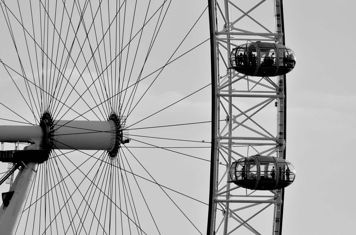 London Eye - Anglie