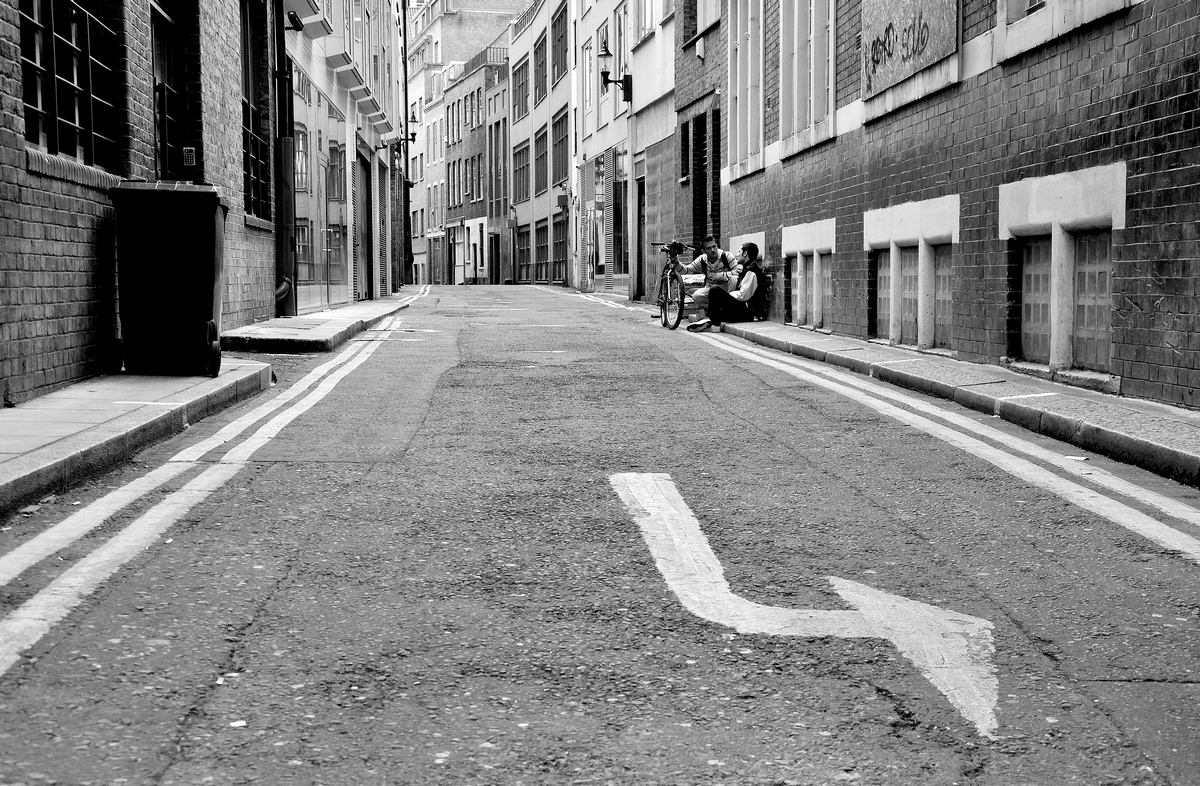 London - Anglie